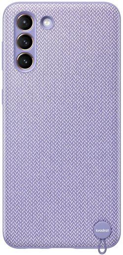 cumpără Husă pentru smartphone Samsung EF-XG996 Kvadrat Cover Violet în Chișinău