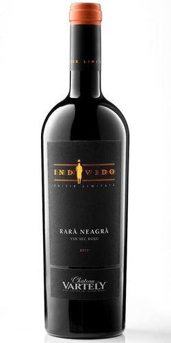 Vin Rară Neagră Château Vartely Individo,  0.75 L
