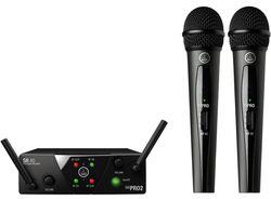 купить Микрофон AKG WMS40 Mini Dual Vocal Set в Кишинёве