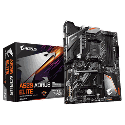 MB AM4 Gigabyte A520 AORUS ELITE 1.0  ATX