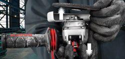 Углошлифовальная машина Bosch GWX 9-125 S (06017B2000)