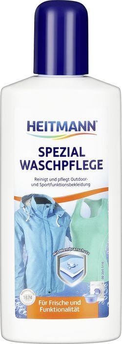HEITMANN Гель для стирки мембранной спортивной и туристической одежды, 250 мл
