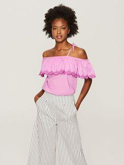 Блуза RESERVED Фиолетовый