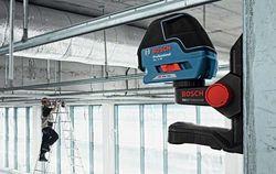 Лазерный нивелир Bosch GLL 3-50 + BM1 (0601063802)