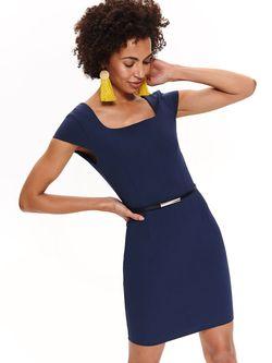 Платье TOP SECRET Темно синий ssu2648