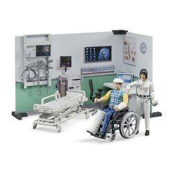 Игровой набор больничный кабинет с фигурками, код 43266