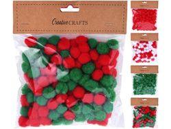 Набор для декора 150шт 1.5cm Creative Crafts