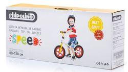 Bicicleta fără pedale Chipolino Speed (DIKSD0213MU) Multi Color