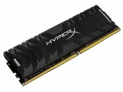 16 ГБ DDR4-2666 МГц Kingston HyperX Predator (HX426C13PB3 / 16), CL13-15-15, 1,2 В, Intel XMP 2.0, черный