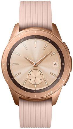 cumpără Ceas inteligent Samsung SM-R810 Galaxy Watch 42mm Gold în Chișinău
