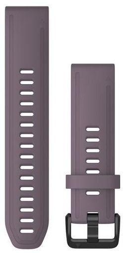 cumpără Accesoriu pentru aparat mobil Garmin QuickFit fenix 6s 20mm Purple Storm Silicone Band în Chișinău