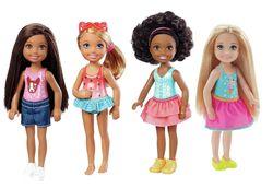 Păpușa Barbie Chelsea (DWJ33)