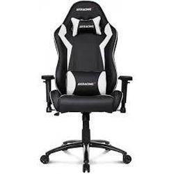 Игровое кресло AKRacing Core SX AK-SX-WT White,