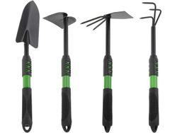 Инструмент садовый (лопатка, грабля, тяпка, культиватор)