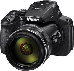 cumpără Aparat foto compact Nikon Coolpix P900 Black în Chișinău