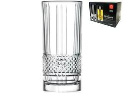 Set pahare bauturi HB Brilliante 6buc, 370ml