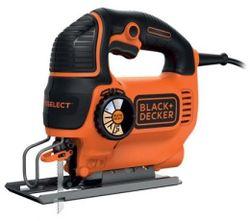 Электролобзик Black&Decker KS801SE-XK