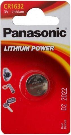 купить Батарейка Panasonic CR-1632EL/1B в Кишинёве