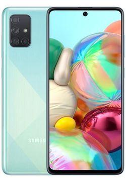 cumpără Smartphone Samsung A715/128 Galaxy A71 Blue în Chișinău
