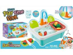 Set cu chiuveta Play time sink 40.5X14X26.5cm