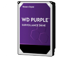 3,5-дюймовый жесткий диск 10,0 ТБ, SATA, 256 МБ Western Digital «Purple Surveillance (WD102PURZ)»