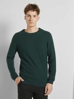 Трикотаж Tom Tailor Зеленый tom tailor 1013686