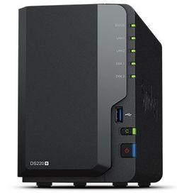 купить NAS сетевой накопитель Synology DiskStation DS220+ в Кишинёве