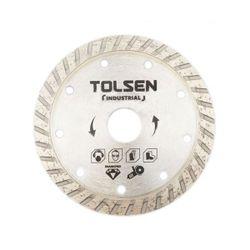 Disc cu diamant Turbo 180 * 22,2mm Tolsen