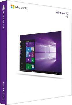 Windows 10 Pro 64Bit Russian 1pk DSP OEI DVD