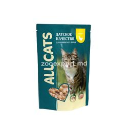All Cats cu pui 85 gr