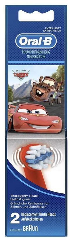 cumpără Accesoriu perie de dinți Oral-B Kids Cars 2buc. în Chișinău