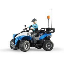 Figurați poliția pe un ATV, cod 42312