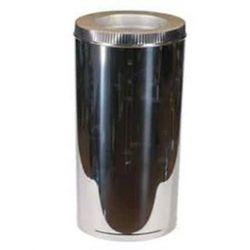 Двустенный дымоход из нержавеющей стали Ø 100-180 мм