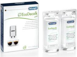 cumpără Accesoriu pentru aparat de cafea DeLonghi DLSC200 EcoDecalk 2x100ml în Chișinău
