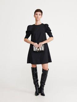 Платье RESERVED Чёрный yb060-99x