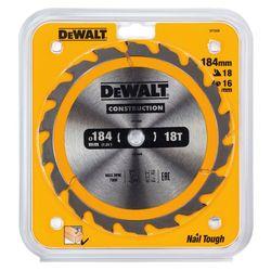 Disc de tăiere Dewalt DT1938 18T