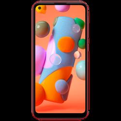 Samsung Galaxy A11 2/32ГБ (A115), Red