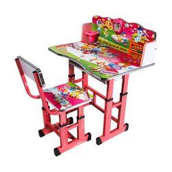 Детский столовый гарнитур со стулом 239 розовый