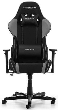 купить Gaming кресло DXRacer Formula GC-F11-NG-H1, Black/Grey в Кишинёве