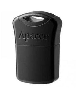 USB Flash Drive Apacer AH116 32Gb Black/Black (AP32GAH116B-1)