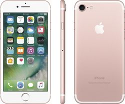 iPhone 7 (A1778),  32GB	RoseGold, MD