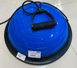 Bosu / Balansir cu maneri 47x15 cm S124-32 (3232)