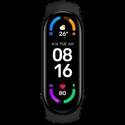 Xiaomi Mi Band 6, Black