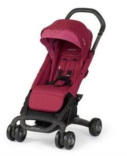 Прогулочная коляска Nuna Pepp Luxx Raspberry