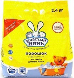 cumpără Detergent rufe Ушастый нянь 2863 Стир. порош. 2400 г /1286 în Chișinău