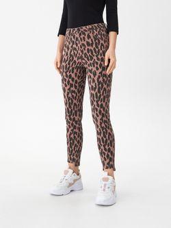 Брюки HOUSE Леопард vy408-80j