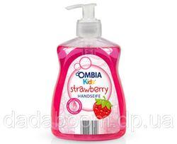 Детское жидкое мыло Ombia kids клубника 500мл