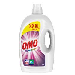 Detergent lichid Omo Brilliant Color, 5L, 100 spălări