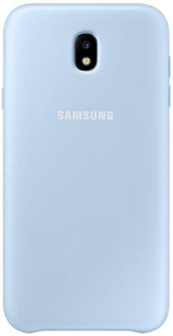 купить Чехол для моб.устройства Samsung EF-PJ730, Galaxy J7 2017, Dual Layer Cover, Blue в Кишинёве