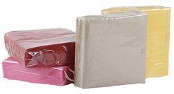 Салфетки столовые 40 шт 33*33 (серые, бежевые, бордовые)